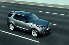 Taking a load off-road? Land Rover has revealed the van version of the new Discovery