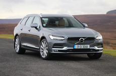 Review: The new Volvo V90 is the best-looking estate on the market