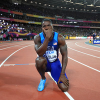 Another doping scandal for 100m champ Justin Gatlin as coach and agent caught in sting operation