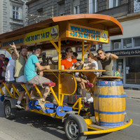 'I often have to clean vomit off my car': Budapest locals are getting tired of the booming tourism sector
