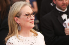 Meryl Streep has responded to Rose McGowan's scathing criticism of her 'hypocrisy' about Harvey Weinstein