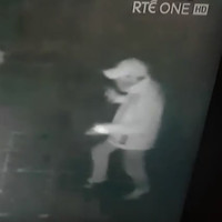 A burglar was caught moonwalking on CCTV on RTÉ's Crimecall last night and it was so weird