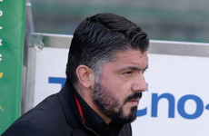 After embarrassing 3-0 loss, AC Milan taken to training bootcamp