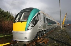 Nine horses injured in collision with train in Wexford