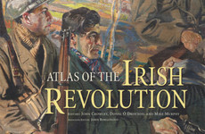 Atlas of the Irish Revolution named Ireland's best book of the year