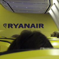 Ryanair will also recognise cabin crew unions