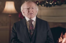 Michael D Higgins Christmas message: 'The burden of homelessness will overshadow the festive season'