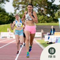 18 for 18: Sophie O'Sullivan is well placed to continue following her mother's ways