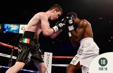 18 for 18: Monaghan sensation Aaron McKenna is set to take names across the Atlantic