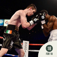 18 for 18: Monaghan sensation Aaron McKenna is set to take names across the Atlantic