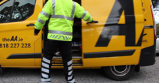 'People are delighted when they see the yellow van arrive': On patrol with the AA
