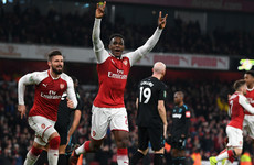 Welbeck goal the difference as Arsenal advance to Carabao Cup semi-finals