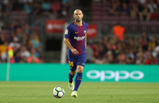 Barcelona star closes in on China move - reports