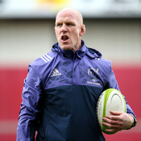 Munster and Ireland legend Paul O'Connell set for new coaching role