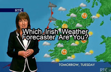 Which Irish Weather Forecaster Are You?
