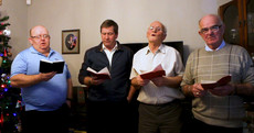 Listen to this ancient caroling tradition from rural Wexford