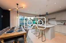 Virtual reality tour: Step inside a new Dún Laoghaire three-bed with striking design