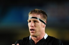 Leinster sign New Zealand World Cup winner Thorn