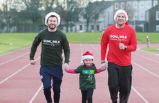 Want to run the GOAL Mile this Christmas? Here are your options across the country