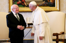 Pope Francis 'personally' chose Ireland for next year's global Catholic summit