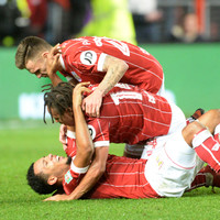 Bristol City dump Man United out of Carabao Cup with dramatic injury-time winner