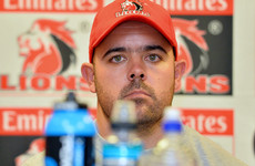Munster's new defence coach arrives in Ireland as province issue squad update