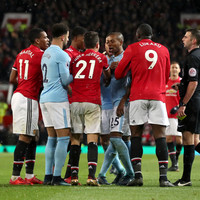 No action to be taken by FA following review of Manchester derby tunnel bust-up