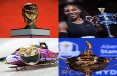 Open thread: What are you most looking forward to in the 2018 sporting year?