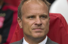 Ajax suspend manager Marcel Keizer and club legend Dennis Bergkamp