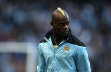 'I'd happily go back there for free - it was the best year of my life': Balotelli talks City return