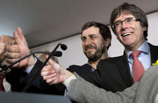 Catalan separatists win absolute parliamentary majority