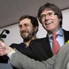 Catalan separatists win absolute parliamentary majority