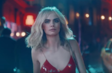 People are concerned that Cara Delevingne's new Jimmy Choo ad is glamorising cat-calling