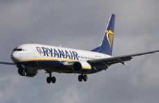 Ryanair flights take off despite strike in Germany