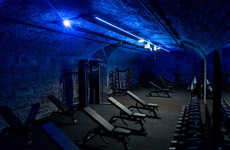 10 of the world's most unusual gyms