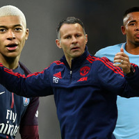 Man Utd missed chance to sign Mbappe and Gabriel Jesus, says Giggs