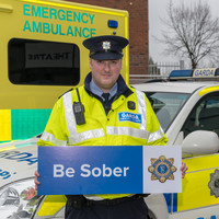 'Don't drink and drive, it could be the last trip you ever have'