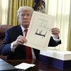 US President Donald Trump signs $1.5 trillion tax overhaul into law