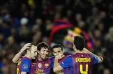 As it happened: Barcelona v Bayer Leverkusen, Champions League last 16