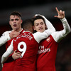 A pulsating Christmas cracker as Arsenal stage comeback to hold Liverpool in dramatic draw