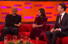 People really enjoyed Will Smith's response to Graham Norton when asked about a Fresh Prince reunion