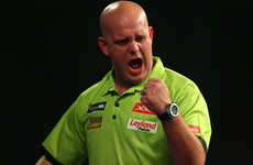 Van Gerwen cruises past Wilson at Ally Pally, Anderson overcomes Lim