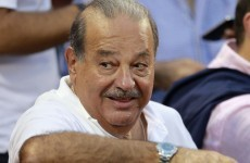 Five Irishmen make Forbes' billionaires list as Carlos Slim comes top... again