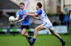 U21 Footballer of the Year Aaron Byrne hits 2-1 as Dublin survive late Dubs Stars fightback