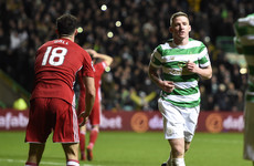 Ireland international on target as Celtic prevail in top-of-the-table clash