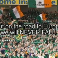 What do you think of the latest unofficial anthem for Ireland's Euro 2012 campaign?