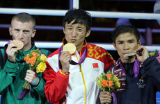 Two-time Olympic champion Zou Shiming's boxing career in jeopardy due to eye injury