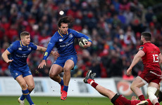 As it happened: Munster vs Leinster, Pro14