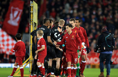 As it happened: Liverpool vs Swansea, Premier League