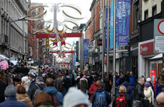 Irish retailers on course to record best Christmas season since 2007